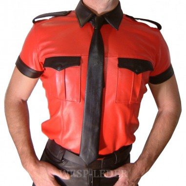 chemise CHRIS RED