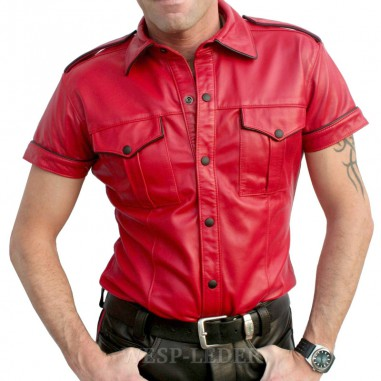 chemise TOM RED